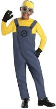 Despicable Me 2 Minion Dave Child Costume HALLOWEEN Licensed Boys Outfit