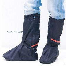 Women Men Unisex Shoe Boot Cover Motorcycle Rain Waterproof Non Slip Protector