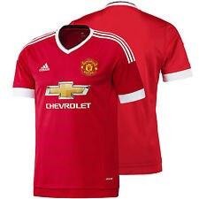 MANCHESTER UNITED NIKE HOME JERSEY 2014 2015 FOOTBALL CLUB SOCCER OFFICIAL MENS