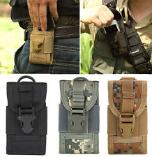 Cheap Fans Mobile Phone Packet Outdoor Pocket Adnexal Tactical Bag Hook Cover