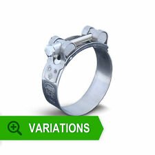Performance Stainless Steel T-Bolt Hose Clamp Turbo Radiator Silicon Asia Motors