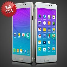 New 5.5'' Unlocked Mobile Phone 3G/UMTS Dual SIM GPS WIFI Net10 Smartphone AT&T