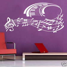 Music Notes, Wall Sticker, Transfer, DECAL Kids room