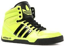 Mens Adidas Originals Court Attitude Sneakers New, Electricity Black G99441