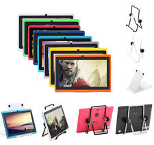 "9 Colours iRulu 7"" 8GB/16GB Android 4.2 Tablet Dual Core WIFI 1.5GHz w/ Holder"