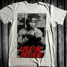 Mike Tyson T-shirt, boxing fight , mma, ufc, championship, Brooklyn, Iron Mike