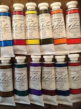 W.Graham Artist Oil Color Series 1 Assorted Colors Pick 1