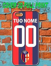COVER 3D BOLOGNA PERSONALIZZABILE NOME E NUMERO for IPHONE GALAXY NOTE
