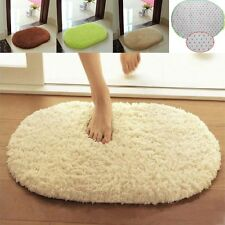 Quality NEW Absorbent Soft Memory Foam Bath Bathroom Shower Mat Non-slip Durable