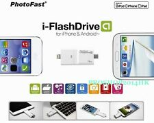 PhotoFast i-FlashDrive a External memory for iPhone 5 6 & Android  8/16/32GB