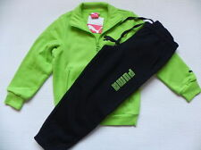 Puma Basic Jogger Jogginganzug Trainingsanzug coole Farbkombination neu!
