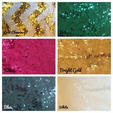 Sequin Swatch for Table Runner Tablecloth