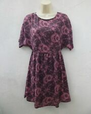 "Style London ""Vintage Floral""  Pink Tunic  Dress."