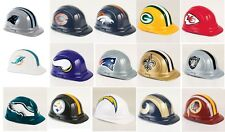 NFL Ansi Z89-1 OSHA Compliant Protective Construction Hard Hat With Attachments