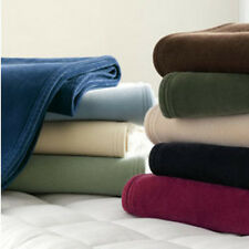VELLUX MARTEX BLANKETS WEST POINT STEVEN'S CHOOSE YOUR SIZE/COLORS FREE SHIPPING