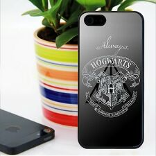 Harry Potter Always HOGWARTS Bumper case cover for iphone 4 4S /  5 5S / 5C
