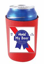 Coolie Junction Hold My Beer Watch This Funny Can Coolie, Neoprene