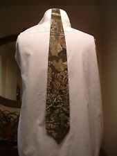 Camoflauge Windsor Tie for Wedding /Special events / 6 different camos available