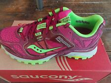 SAUCONY WOMEN'S XODUS 4.0 RUNNING SHOES ALL TERRAIN CROSS COUNTRY MULTIPLE SIZES