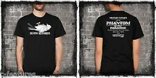 PHANTOM OF THE PARADISE Exclusive T-SHIRT 40th Anniversary DEATH RECORDS 2-SIDED