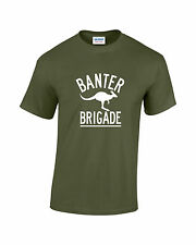 Banter Brigade Kangaroo Mens Funny Inbetweeners 2 Movie Inspired T-Shirt