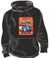 KOOLART PETROLHEAD SPEED SHOP VW T4 TRANSPORTER VAN Unisex Hooded Top Hoodie