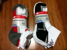 NWT 5 pair New Balance Men's Performance Casual Low cut Socks Lightning Dry COOL