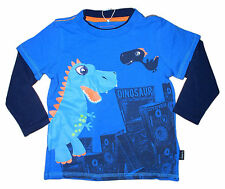 name it Mini Boys Shirt LAURUS Gr. 80 - 122/128 NEU