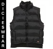 Dickies Lined Farmer Vest Winter Vest Work Vest