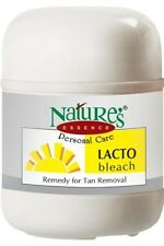 Nature's Essence Lacto tan Bleach 40 gm with honey lavender milk proteins