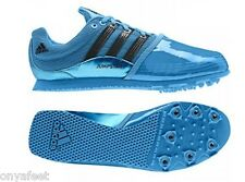 Adidas Mens Jumpstar Allround Running Spikes / TRACK AND FIELD SHOES - BLUE