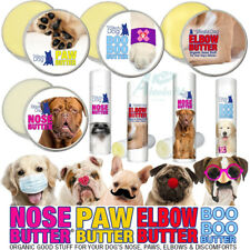 Dogue De Bordeaux Nose Elbow Boo Boo Paw Butter Tin or Tube by Blissful Dog DDB