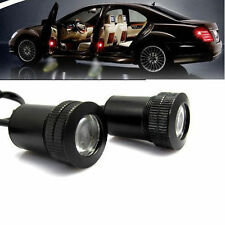 2pcs Car Door Logo Ghost Shadow Projector Led Laser Welcome Light Courtesy Lamp