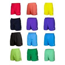 NEW MENS SPEEDO SOLID LEISURE SWIM SHORTS IN ASSORTED COLOURS RRP $45