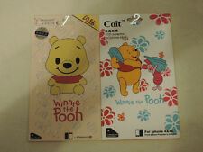 Winnie the Pooh Front & Back Screen Protector for iPhone 4G / 4S