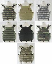 New Molle 6094 Style Tactical Vest 7 Colors--Airsoft