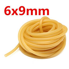(1/3/5/10M) 6x9mm Natural Latex Rubber Band for Slingshot Catapult Elastic Parts