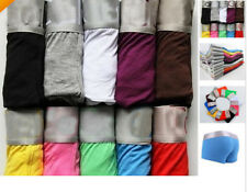 5pc/lot Men's New Cotton Sexy Boxers Shorts Shorts Men's Underpants Underwear