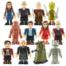 YOU CHOOSE Doctor Who Series 4 Brix Character Building Micro Figures Capaldi 12