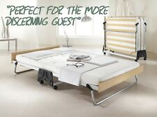 NEW Jay-Be J-Bed Performance Double Folding Guest Bed and optional Storage Cover
