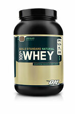 Natural 100% WHEY Protein GOLD Standard Optimum Nutrition, ON, 2 lbs. Bodybuildi