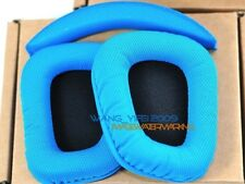 Replacement Ear Pads Cushion Headband For G930 G430 Blue Gaming Headphones
