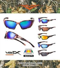 Polarized Camouflage Sport Sunglasses Hunting Fishing Outdoor VertX 56025pz Camo