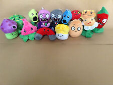 Plants vs Zombies Plush Collection - Choose from 14 Different Characters- NEW