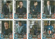 TOPPS HERO ATTAX THE AVENGERS SERIES 2 MOVIE CARDS PICK THE ONES YOU NEED