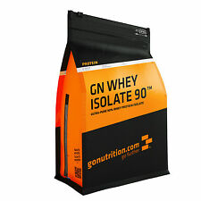 Whey Protein Isolate - Muscle Mass - GoNutrition - 500g, 1kg - Free Scoop