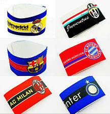 Real Madrid Barcelona Juventus Bayern AC MILAN soccer Adjustable Captain Armband