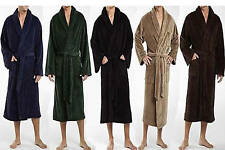 NWT Stafford Men's Spa Comfort Plush Robe MSRP$88
