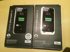 Mophie Juice Pack Air Case & External Extended Battery for iPhone 4S iPhone 4