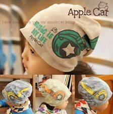 Retro cap Han edition baby double headset design hat for children&baby headgear